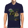 Frogman Seal's Brown Water Navy Hal 3 Design Mens Polo