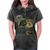 Frogman Seal's Brown Water Navy Hal 3 Design Womens Polo