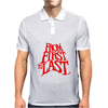 From First To Last Mens Polo