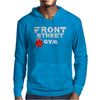 Front street gym - Creed Mens Hoodie