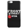 Front street gym - Creed Phone Case