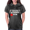 Front street gym - Creed Womens Polo