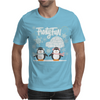 Frosty Fun Penguin Mens T-Shirt