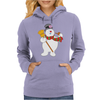 Frosty The Snowman New Sku Womens Hoodie