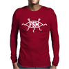 FSM Church Of The Flying Spaghetti Monster Mens Long Sleeve T-Shirt