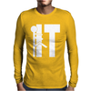 Fuck It Mens Long Sleeve T-Shirt
