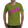 Fuck Love Party Mens T-Shirt