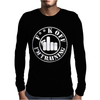Fuck Off I'm Training Mens Long Sleeve T-Shirt