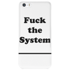 Fuck the System! || Phone Case