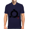 FUKUSHIMA Japanese Prefecture Design Mens Polo