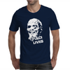 Fulci Lives Zombie Mens T-Shirt
