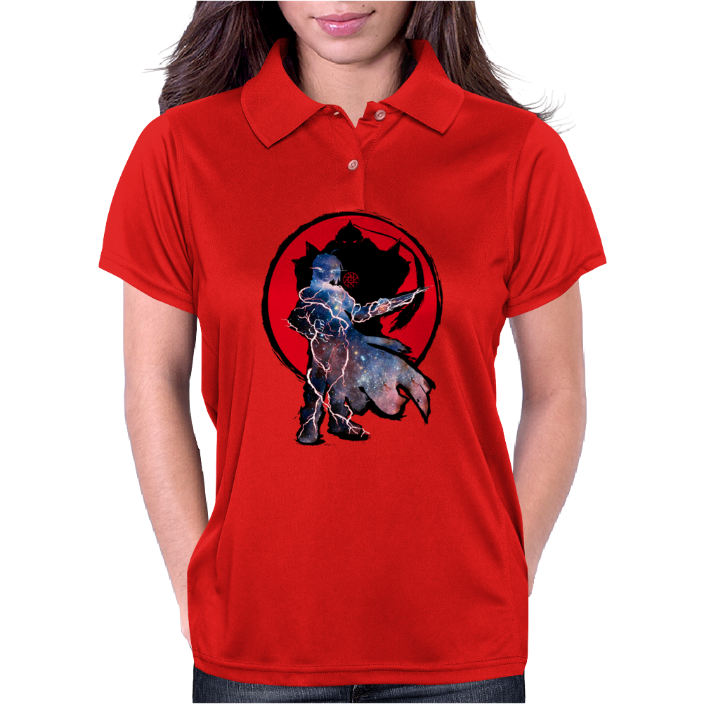 Fullmetal Ed Womens Polo