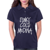 Funky Cold Medina Womens Polo