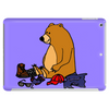 Funky Funny Brown Bear that Ate the Hiker Tablet