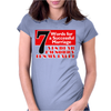 Funny  7 Words for Marriage, Ideal Gift, Birthday Present Womens Fitted T-Shirt