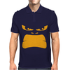 Funny Angry Gorilla Face Mens Polo