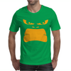 Funny Angry Gorilla Face Mens T-Shirt