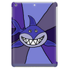 Funny Artistic Grinning Shark Tablet (vertical)