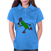 Funny Awesome Pickle Playing Tennis Womens Polo