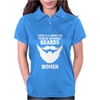 FUNNY BEARDS Womens Polo