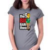 Funny Big Bang Theory Sheldon, Ideal Gift or Birthday Present. Womens Fitted T-Shirt