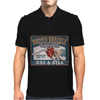 Funny Busted Knuckle Garage, Ideal Gift Or Birthday Present. Mens Polo