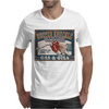 Funny Busted Knuckle Garage, Ideal Gift Or Birthday Present. Mens T-Shirt