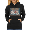 Funny Busted Knuckle Garage, Ideal Gift Or Birthday Present. Womens Hoodie