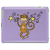 Funny Chinese Zodiac Monkey and Stars Tablet