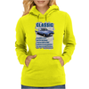 funny Classic Ford Capri Ideal Birthday Present or Gift Womens Hoodie