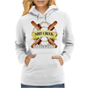 Funny  Creek Paddle Shop, Ideal Gift, Birthday Present Womens Hoodie