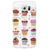 Funny cupcakes Phone Case