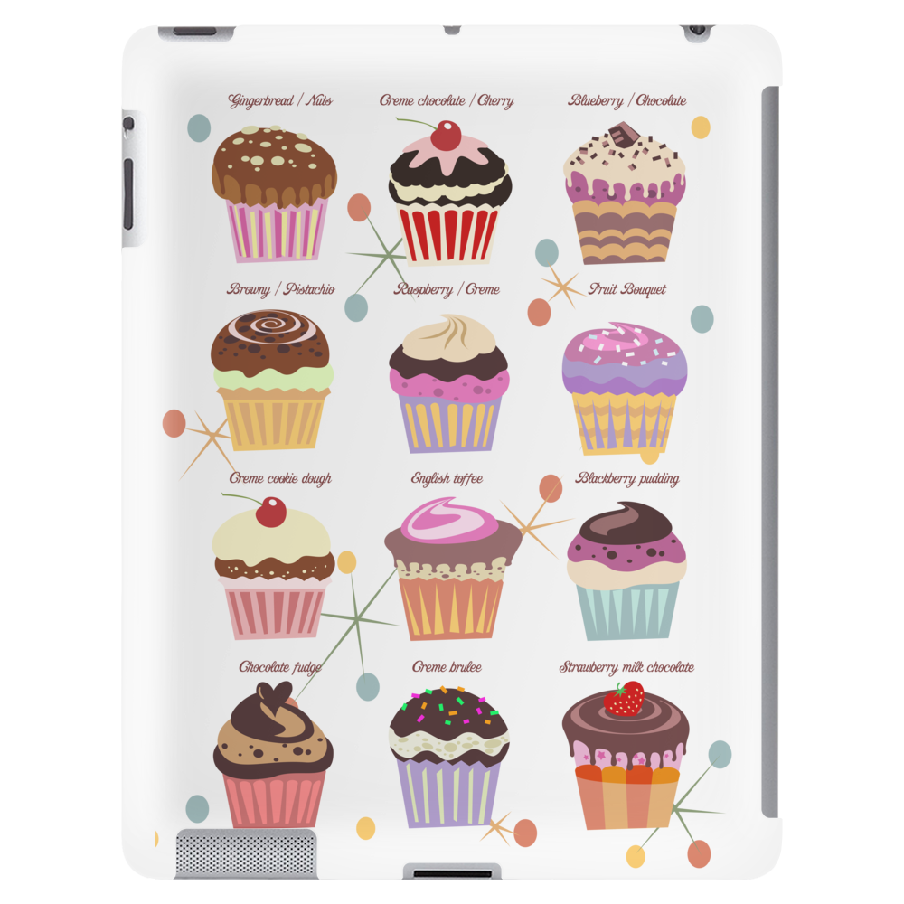 Funny cupcakes Tablet