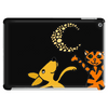 Funny Dancing in the Moonlight Dog and Cat Tablet