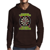 Funny Darts I'm Never Wearing, Ideal Gift or Birthday Present. Mens Hoodie