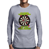 Funny Darts I'm Never Wearing, Ideal Gift or Birthday Present. Mens Long Sleeve T-Shirt