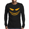 Funny Evil Cool Gremlin Face Mens Long Sleeve T-Shirt