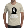 Funny Evolution Che Guevara Chimp Mens T-Shirt