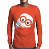 FUNNY FACE FUNNY Mens Long Sleeve T-Shirt