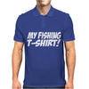 FUNNY FISHING Mens Polo