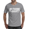 FUNNY FISHING Mens T-Shirt