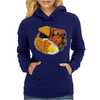 funny Full English Breakfast, Ideal Gift Or Birthday Present Womens Hoodie