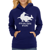 Funny Give Em A Taste Of Kiwi Womens Hoodie