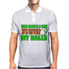 funny Golf The Older I Get, Ideal Gift, Birthday Present Mens Polo