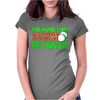 funny Golf The Older I Get, Ideal Gift, Birthday Present Womens Fitted T-Shirt