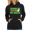 funny Golf The Older I Get, Ideal Gift, Birthday Present Womens Hoodie