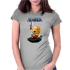 funny He-Minion, Ideal Gift or Birthday Present. Womens Fitted T-Shirt