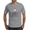 FUNNY HUMOUR LAUGH IS THAT GUY A BAD GUY? UM? NO! IS THAT GUY A BAD GUY? NO IS THAT GUY A BAD GUY? N Mens T-Shirt