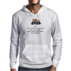 FUNNY HUMOUR LAUGHTER WHY IS IT THAT WHEN YOU'RE AT A SPECIAL FUNCTION WITH A CROWD OF PEOPLE THERE Mens Hoodie