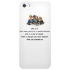 FUNNY HUMOUR LAUGHTER WHY IS IT THAT WHEN YOU'RE AT A SPECIAL FUNCTION WITH A CROWD OF PEOPLE THERE Phone Case